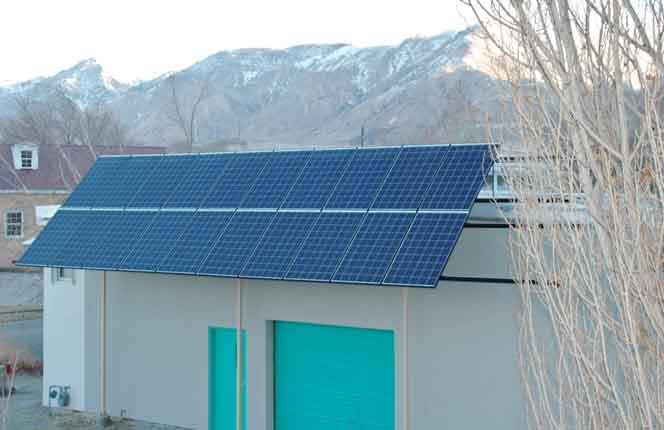 residential solar four