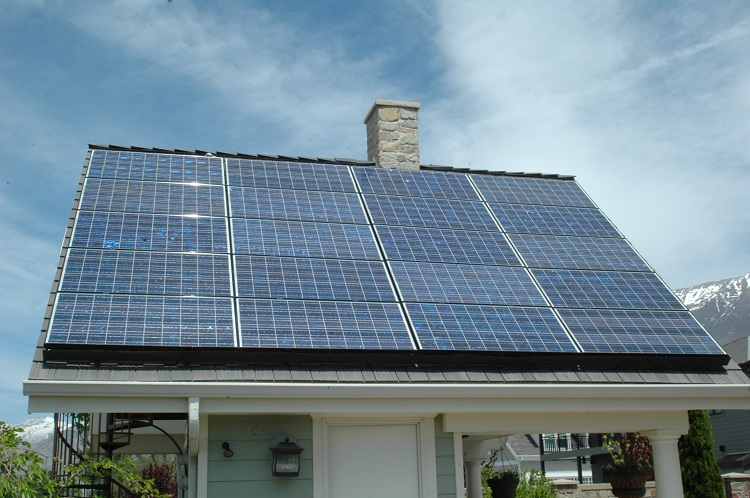 Pool House Solar + Battery Backup